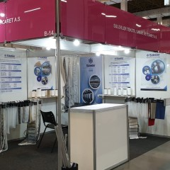 """We participated in the """"Gotex Show"""" Fair held in Sao Paulo -Brazil between 10-12 September 2019."""